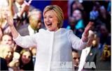 Bà Hillary chính thức trở thành ứng cử viên Tổng thống đảng Dân chủ