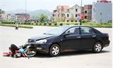 Hiệp Hòa: Một người tử vong do tai nạn giao thông