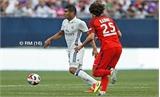 Real Madrid bại trận trước Paris Saint Germain trên đất Mỹ