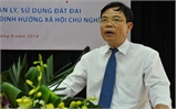 Ông Nguyễn Xuân Cường làm Bộ trưởng Nông nghiệp &PTNT thay ông Cao Đức Phát