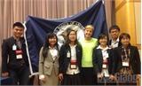 Nữ sinh nghèo Việt Yên giành học bổng du học Mỹ