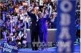 Bế mạc Đại hội Toàn quốc đảng Dân chủ Mỹ