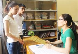 Xét tuyển đại học, cao đẳng 2016: Nhà trường, bưu điện sẵn sàng hỗ trợ thí sinh