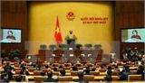 Kỳ họp thứ nhất, Quốc hội khóa XIV đã hoàn thành chương trình đề ra