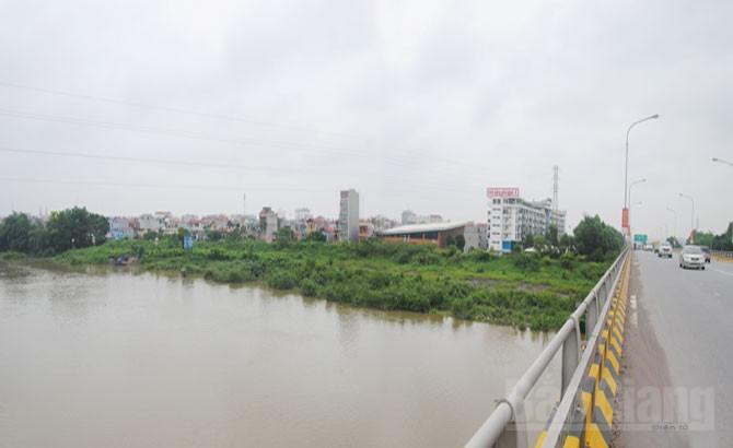 thành phố, yên bình,  sông Thương,  quê hương