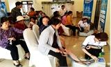 Việt Yên: Hơn 500 người cao tuổi được tư vấn sức khỏe