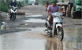 Đường gom cao tốc Hà Nội - Bắc Giang: Nguy cơ mất an toàn giao thông