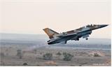 Israel không kích trả đũa Syria vì bị trúng rocket
