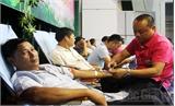 Ngày hội hiến máu huyện Hiệp Hòa: Tiếp nhận 1.833 đơn vị máu an toàn