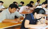 Thông báo kết quả điểm sát hạch giáo viên