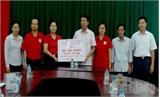 Quỹ Thiện tâm hỗ trợ 350 triệu đồng xây dựng nhà tình thương