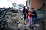 Số người thiệt mạng vì động đất Italy tiếp tục tăng