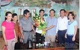 Hỗ trợ thủ khoa Vũ Văn Định (Yên Dũng)