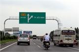 Rốt ráo xử lý bất cập cao tốc Hà Nội - Bắc Giang