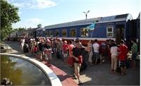 TP. Hồ Chí Minh xây dựng tour du lịch đường sắt