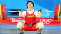 3 VĐV cử tạ vô địch Olympic 2008 của Trung Quốc dính doping