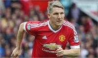 M.U là đội bóng châu Âu cuối cùng Schweinsteiger khoác áo