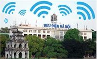 Hà Nội lắp đặt 21 trạm WiFi miễn phí