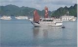 Tăng cường quản lý tàu du lịch trên vịnh Hạ Long