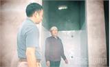 Kiểm điểm tiến độ hỗ trợ hộ nghèo, cận nghèo xây nhà vệ sinh tự hoại