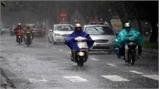 Không khí lạnh gây mưa dông Bắc Bộ từ đêm nay