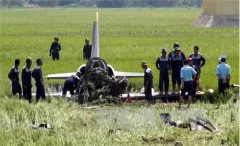 Bộ Quốc phòng thông tin chính thức về vụ máy bay huấn luyện gặp nạn tại Phú Yên
