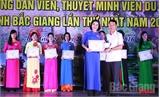 Hội thi HDV, TMV du lịch tỉnh Bắc Giang: Ấn tượng, tạo sức lan tỏa cho phát triển du lịch