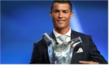 Ronaldo giành giải cầu thủ hay nhất châu Âu