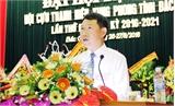 Đại hội đại biểu Hội Cựu thanh niên xung phong tỉnh lần thứ III