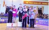 300 VĐV tham dự giải Khiêu vũ thể thao TP Bắc Giang