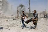 Số dân thường Syria thiệt mạng tăng nhanh