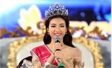 Đỗ Mỹ Linh: 'Hành trình hoa hậu sẽ không chỉ có hoa hồng'