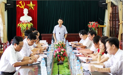 Sắp xếp đội ngũ giáo viên trên địa bàn huyện Lục Ngạn hợp lý, giảm lớp học cắm bản