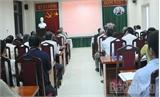 Tập huấn về Bộ luật Tố tụng dân sự