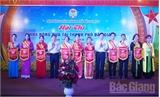 Đội xã Dĩnh Trì giành giải Nhất Hội thi Nhà nông đua tài TP Bắc Giang