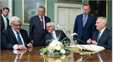 Ngoại trưởng Đức kêu gọi giảm căng thẳng với Nga
