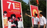 Bắc Giang: Nhiều hoạt động văn hóa, thể thao dịp Quốc khánh 2-9