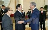 Chủ tịch nước kết thúc chuyến thăm cấp Nhà nước tới Singapore 