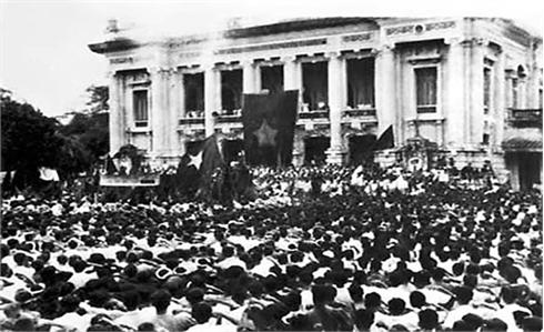 Giá trị căn bản và độc đáo của cuộc Cách mạng Tháng Tám năm 1945