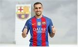 Barca 'trói chân' tiền đạo tân binh bằng điều khoản 111 triệu đôla