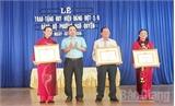 127 đảng viên được trao tặng Huy hiệu Đảng dịp 2-9