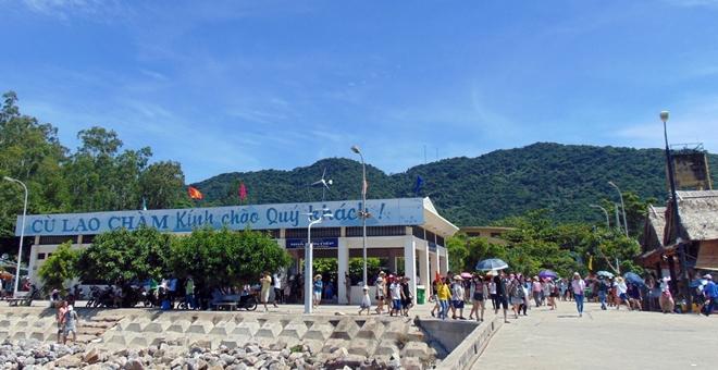 Cù Lao Chàm chính thức có điện lưới quốc gia