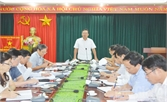 Thường trực HĐND tỉnh giám sát công tác quyết toán và xử lý nợ đọng XDCB tại TP Bắc Giang