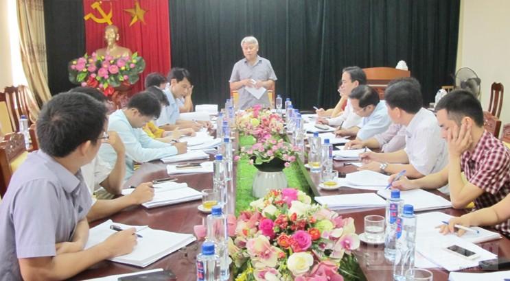 HĐND tỉnh Bắc Giang, giám sát, tình hình, xử lý, nợ đọng, xây dựng cơ bản, Yên Dũng