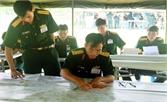Hội thi diễn tập chỉ huy - cơ quan các trung, lữ đoàn bộ binh, binh chủng