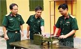 """Ngành kỹ thuật Bộ CHQS tỉnh Bắc Giang: """"Lính thợ"""" thi đua cải tiến kỹ thuật"""