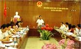 HĐND tỉnh Bắc Giang giám sát  xử lý nợ đọng XDCB tại Sơn Động và Lục Ngạn
