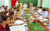 ĐBQH giám sát công tác giải quyết KNTC tại huyện Hiệp Hòa