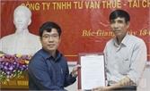 Thành lập Chi bộ Công ty TNHH tư vấn Thuế-Tài chính Đông Bắc