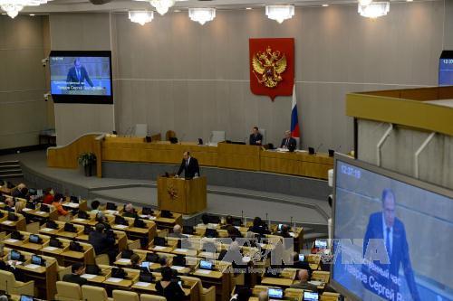 Phép thử, lòng tin, cử tri, Nga
